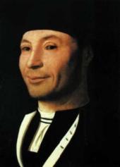 Retrato del hombre desconocido de Antonello de Messina