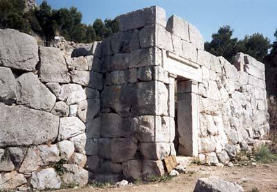 Templo de Diana en Cefalú
