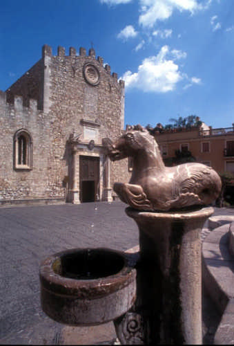 Duomo de Taormina