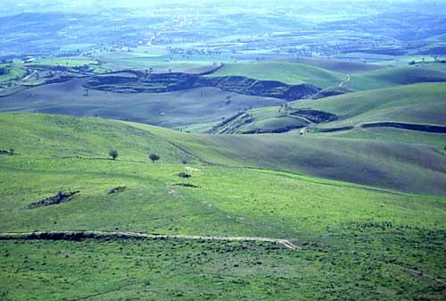 montes ibleos guía de sicilia
